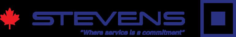 Logo for the Stevens Company